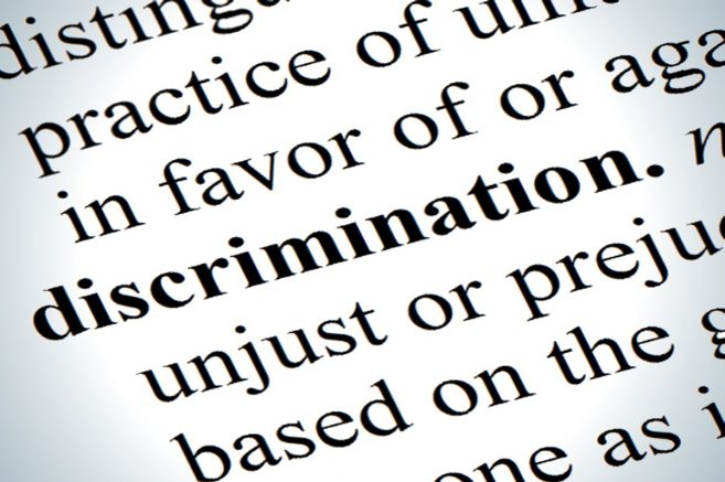 discrimination claim