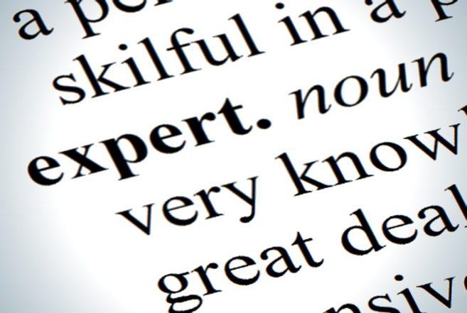 change of expert