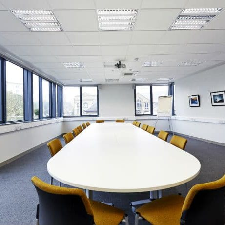 Bradford Office - Conference Room | Levi Solicitors Leeds Wakefield Bradford Manchester