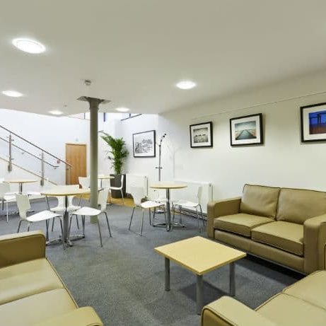 Levi Solicitors - Bradford office lounge